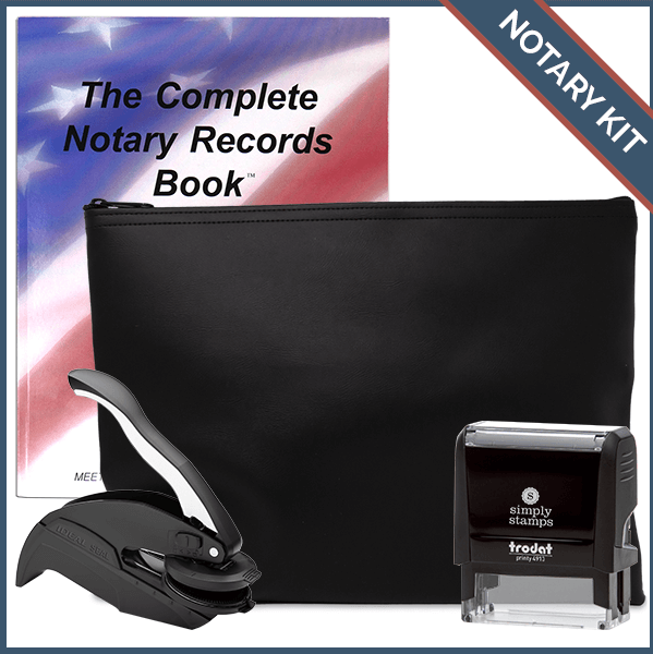Delaware Common Notary Kit