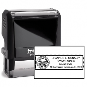 Minnesota Notary Seal Stamp