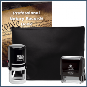 Iowa Common Notary Kit