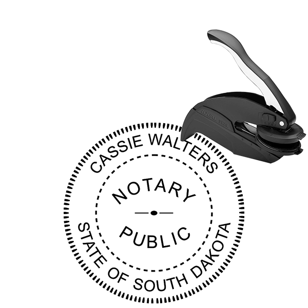 South Dakota Notary Round