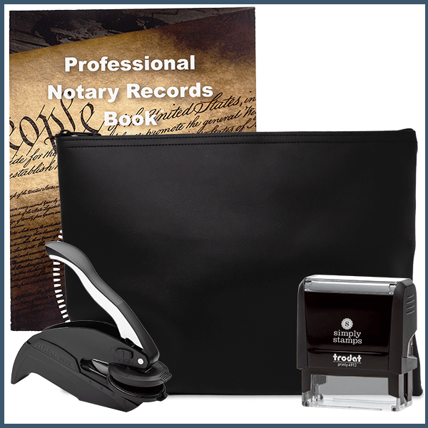 Wyoming Common Notary Kit